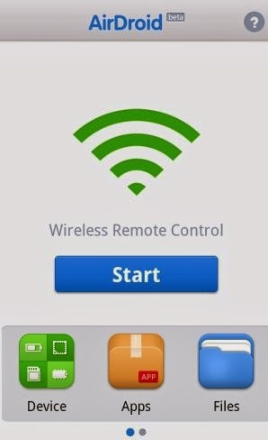 install airdroid