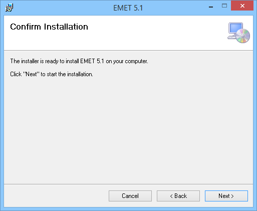emet-installation