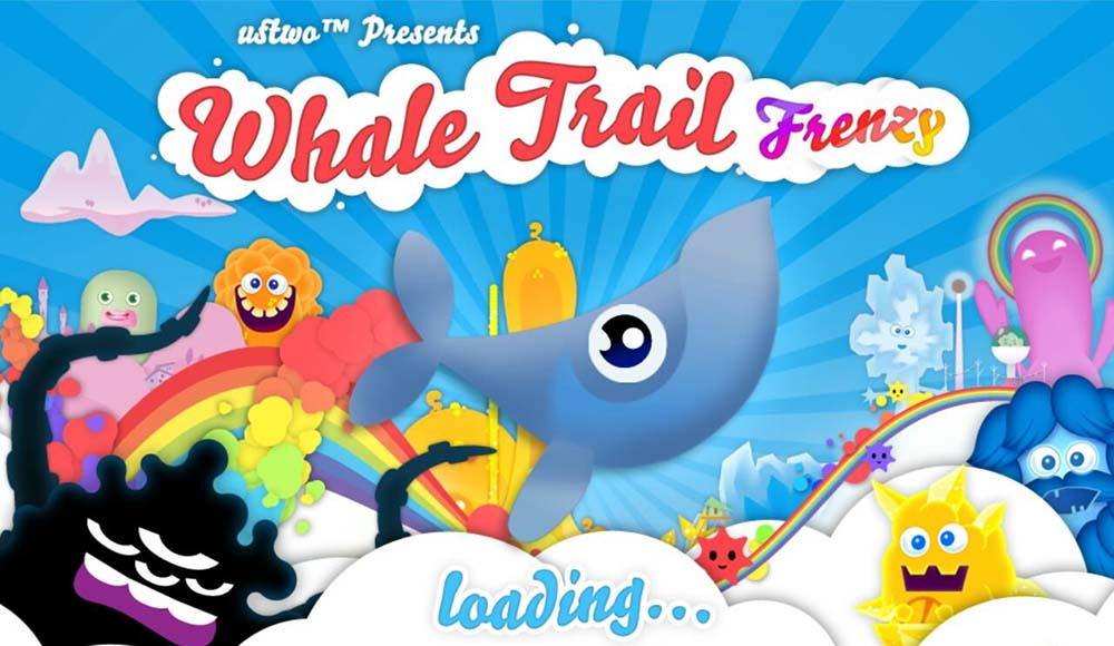 Whale Trail Frenzy