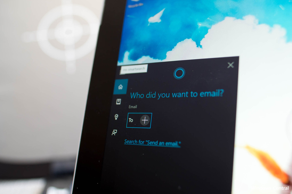 cortana-send-email