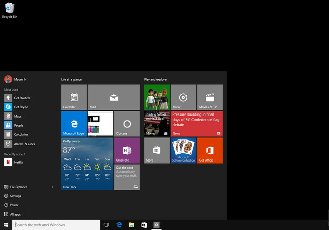 dark-theme-windows-10