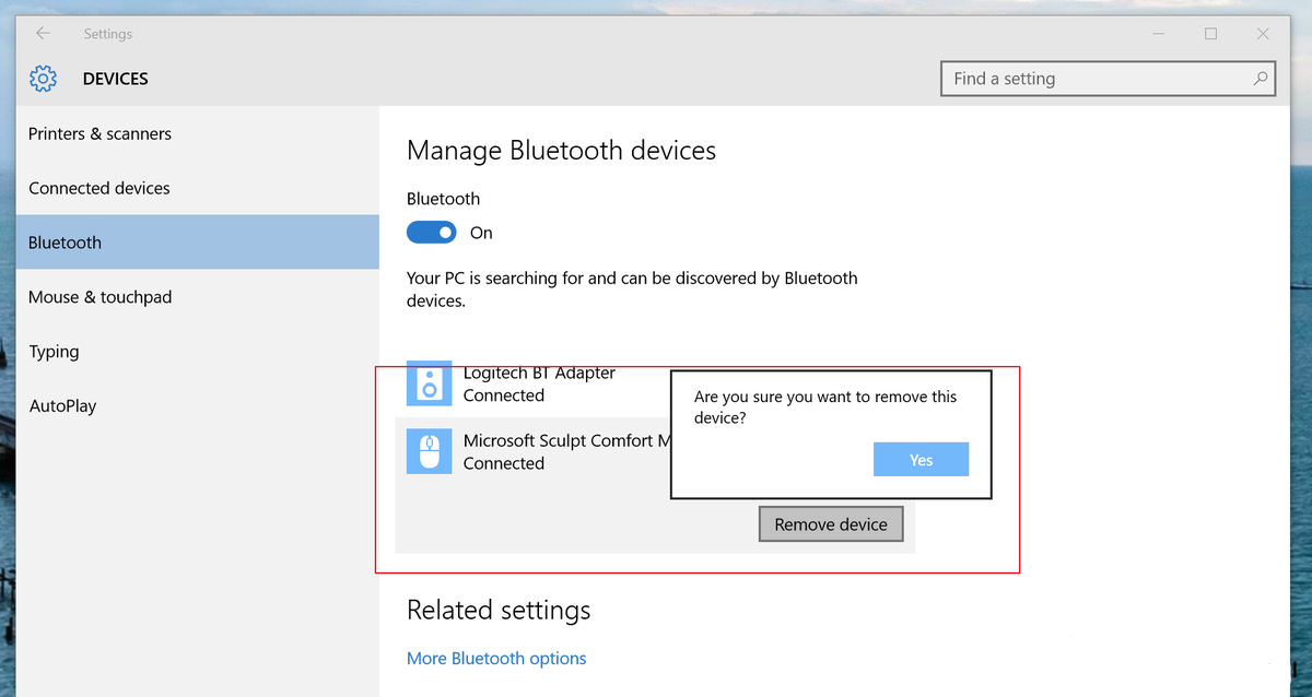 remove-bluetooth-windows-10