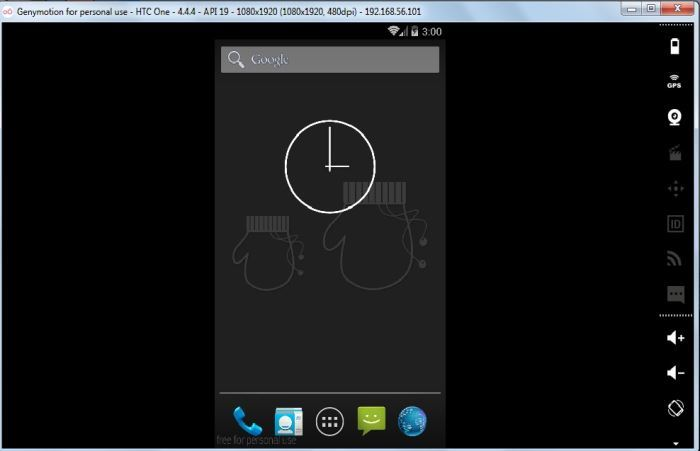 Android-Emulators-Genymotion-user-interface