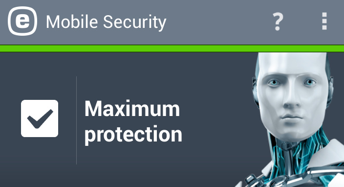 ESET Mobile Security and Antivirus