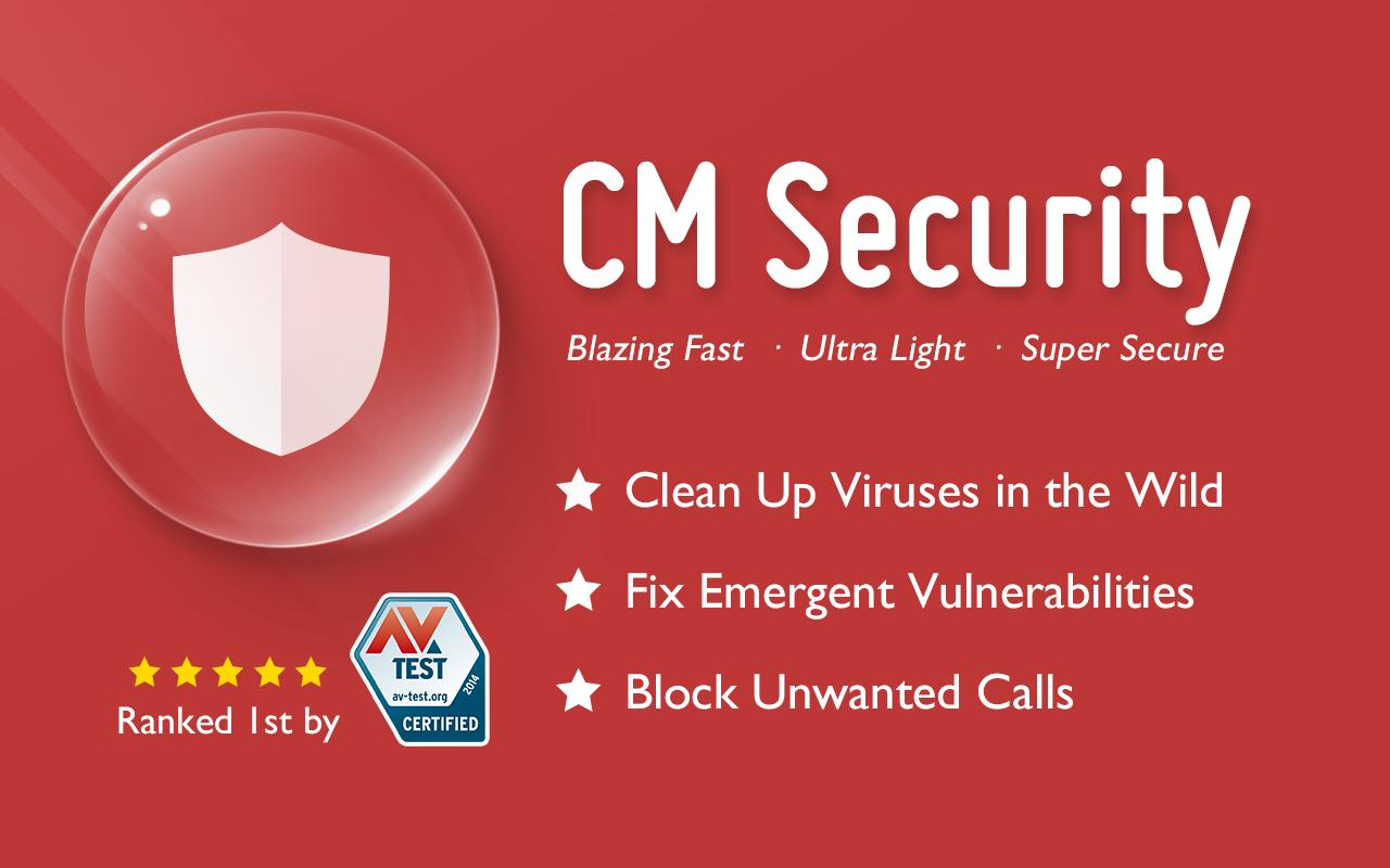 CM Security Antivirus