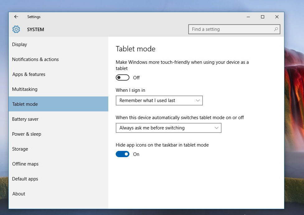 tablet-mode-settings-win10