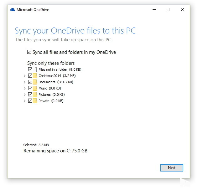 selective-sync-onedrive